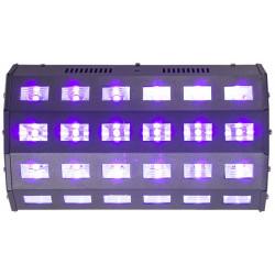 Ibiza LED- UV24  - Projecteur 24x3W