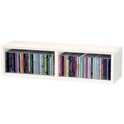Glorious CD Box 90 WHITE