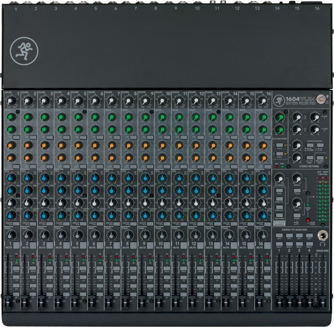 1604-VLZ4 Table de mixage Mackie