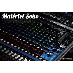 Formation au Matériel Sono