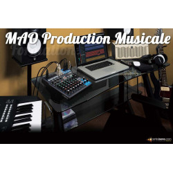 Formation M.A.O Production Musicale