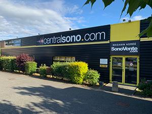 CentralSono.com magasin agréé Sonovente.com à Bordeaux