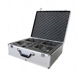 BST HT-2288FL Valise de transport 8 micros de conférence sans fil