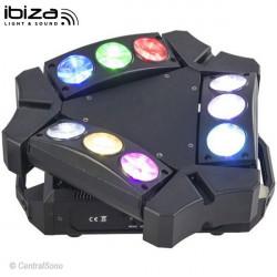 9BEAM MINI Centre piste Ibiza Light
