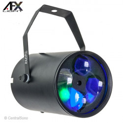 GOBO-RGBW12W Effet gobos Ibiza Light