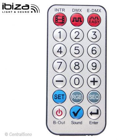 SCAN1100PINK Effet laser Rose  Ibiza Light