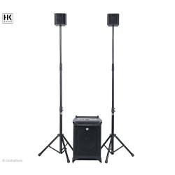 NANO 602 PACK-STKM Système amplifié Hk Audio