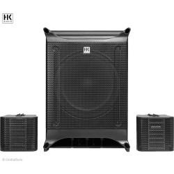 NANO 602 Système amplifié Hk Audio
