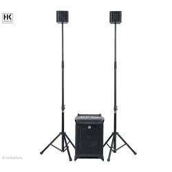 NANO 608I PACK-STKM -  Système amplifié Hk Audio