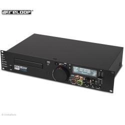 RMP 1700 RX Lecteur cd/usb Reloop