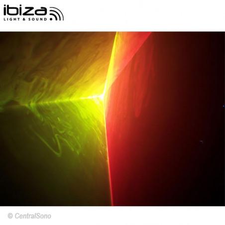 SCAN2000RGB Effet laser RGB Ibiza Light