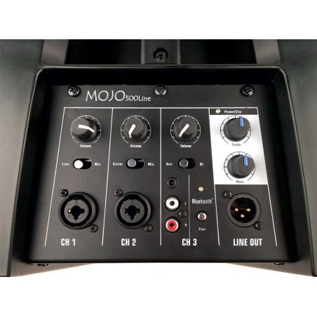 MOJO500 LINE Système amplifié Audiophony