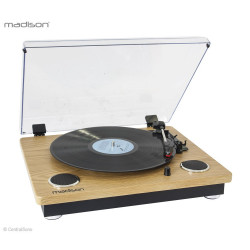 Platine vinyle vintage Bluetooth - Madison