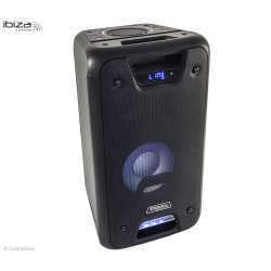 FREESOUND300 - Système avec batterie - Sound Box portable autonome 300W