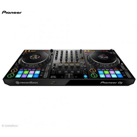 DDJ-1000 Contrôleur DJ 4 voies - Rekordbox DJ - Pioneer