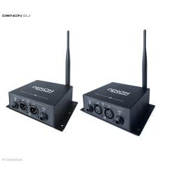 DN 202 Bundle Emetteur+Récepteur audio sans fil Denon