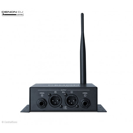 DN202WR+WT  Pack Emetteur+Récepteur audio sans fil uhf Denon