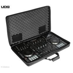 U8305BL - Housse de transport Pioneer XDJ-RX2 / Denon MCX8000 / Roland DJ 808