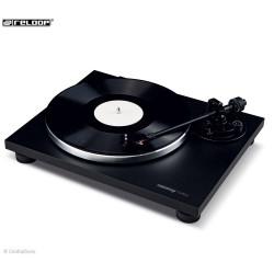 TURN2 BLACK - Platine vinyle Hifi noire - Reloop
