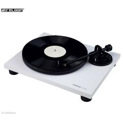TURN2 WHITE - Platine vinyle Hifi blanche - Reloop