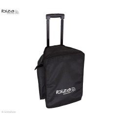 PORT-BAG12 - Housse de protection enceinte série port12 - Ibiza sound