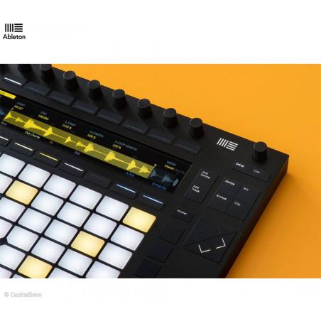 Ableton Push 2 Contrôleur Remix et Production