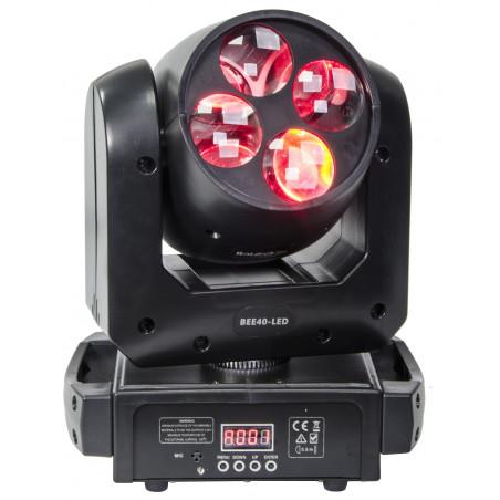 BEE40-LED Ibiza Lyre Led effet