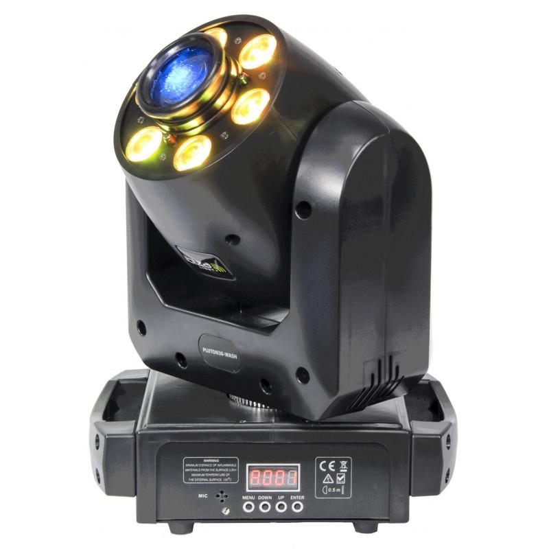 Ibiza Lyre LED PLUTON30-WASH