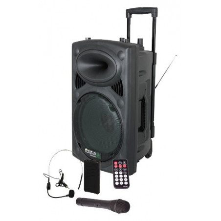Ibiza PORT 15 VHF Bluetooth + USB
