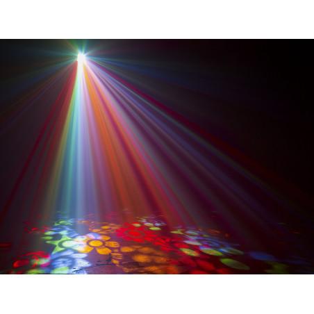 Contest Gobobeam Jeu de lumière avec Gobos