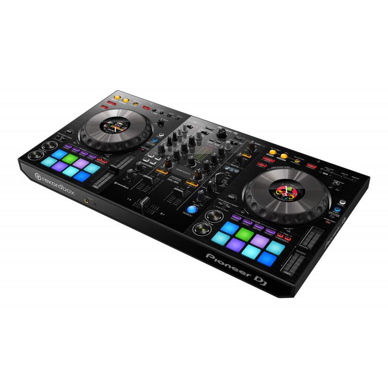 Pioneer DDJ 800 Contrôleur DJ Rekordbox