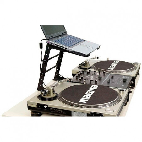 LDS1 Laptop DJ Stand BoomTone DJ