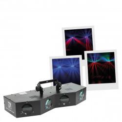 Evo Quattro LED BoomTone DJ