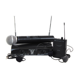 VHF 20MHL F6-F8 BoomTone DJ