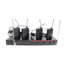 VHF Quattro HL GR3 BoomTone DJ