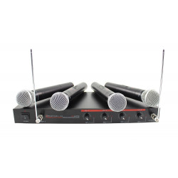 VHF Quattro M GR3 BoomTone DJ