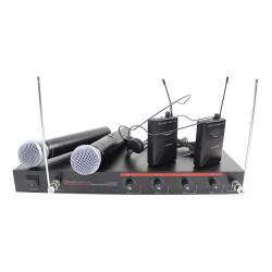 VHF Quattro MHL GR3 BoomTone DJ