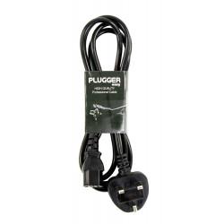 Câble d'alimentation en 8 norme UK 1.8m Easy Plugger
