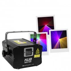KUB 1500 RGB BoomTone DJ