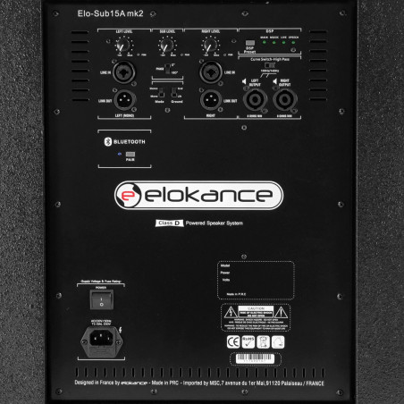 ELO 2500 MK2 Elokance