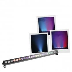ColorPix 24x3W RGB BoomTone DJ