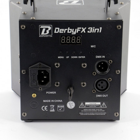 DerbyFX 3in1 BoomTone DJ