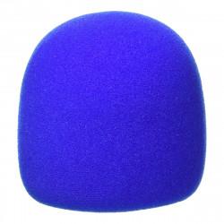 SW 20 Lot de 2 bonnettes bleues pour micro main Mipro