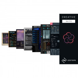 Creative Suite upgrade depuis Bundle Izotope