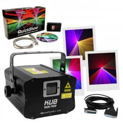 Bundle KUB 1500 RGB BoomTone DJ