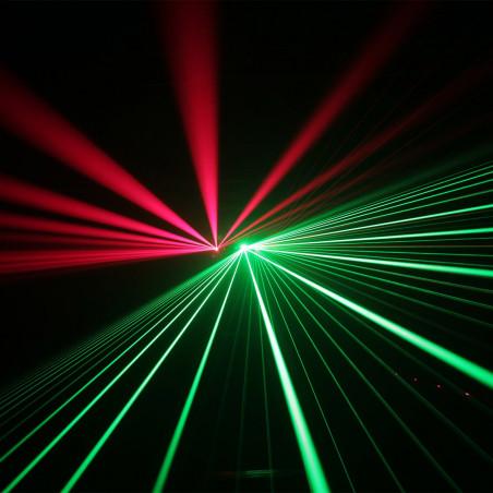 Pack 2 Six Eyes RGB BoomTone DJ