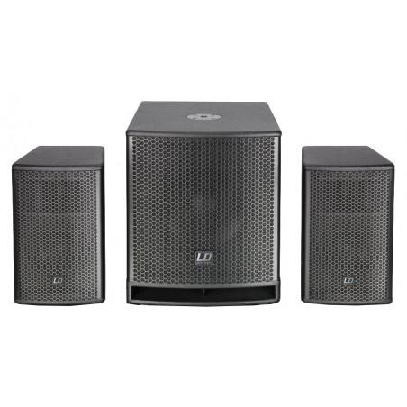 DAVE 12 G3 - Système amplifié LD Systèmes
