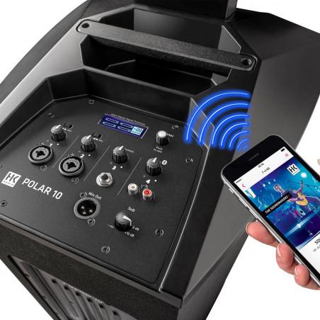 Polar 10 HK Audio