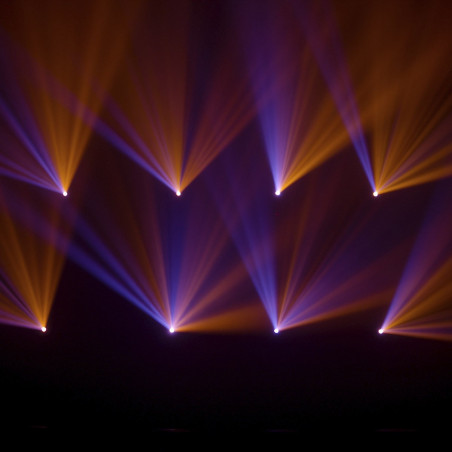 Maxispot 90 Boomtone DJ Lyre LED 90W