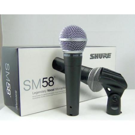 Shure Micro SM 58